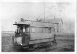 Link to Image Titled: Wichita Electric Street Railway Company Trolley Car