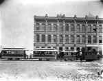 Link to Image Titled: Wichita and Suburban Street Railway & Stock Yards Hotel