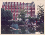 Link to Image Titled: Eaton Hotel and Naftzger Park