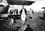 Link to Image Titled: Walter Beech and his plane