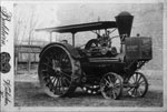 Link to Image Titled: Harrison Steam Tractor