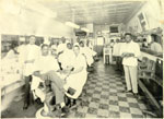 Link to Image Titled: De Luxe Barber Shop interior